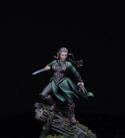 Tauriel, Elven Huntress