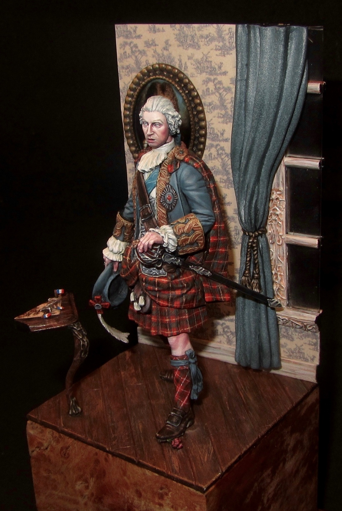 Bonnie Prince Charlie By Aythami Alonso Torrent 183 Putty Amp Paint