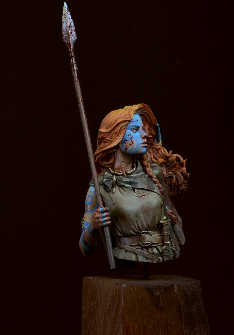 Boudica, Battle of Watling Street