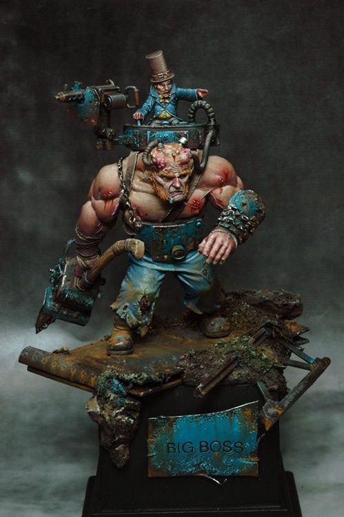 Big Boss from Infamy Miniatures