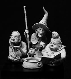 The 3 Witches