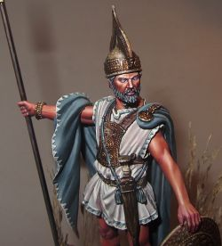 Romulus King of Rome
