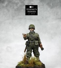 Stoessi's Heroes - US Glider Infantry Soldier