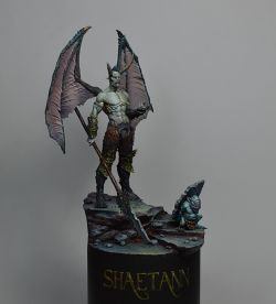Shaetann the immortal