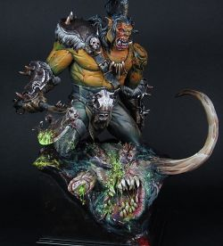 GROMMASH vs. MANNOROTH