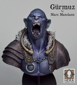 "Gürmuz, ""the barbarian"""