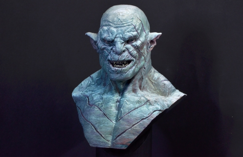 Azog - the white Orc