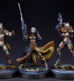 Neoterra Bolts, Hexas Multisniper. Pan O Squad. (11 photos)