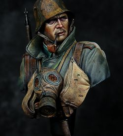 WWI German Grenadier