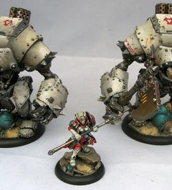 Khador Extreme Battlegroup