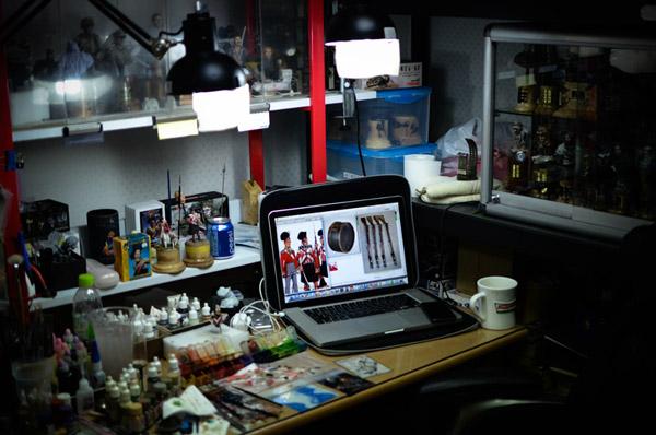 Myeong-Ha Hwang's workspace