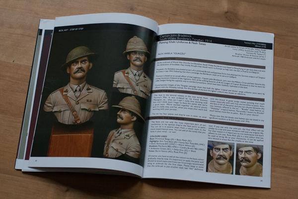 Captain John Bradstock - South Wales Borderers