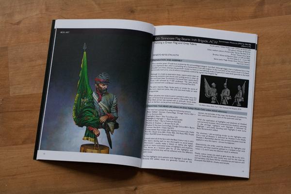 10th Tennessee Flag Bearer, Irish Brigarde, ACW