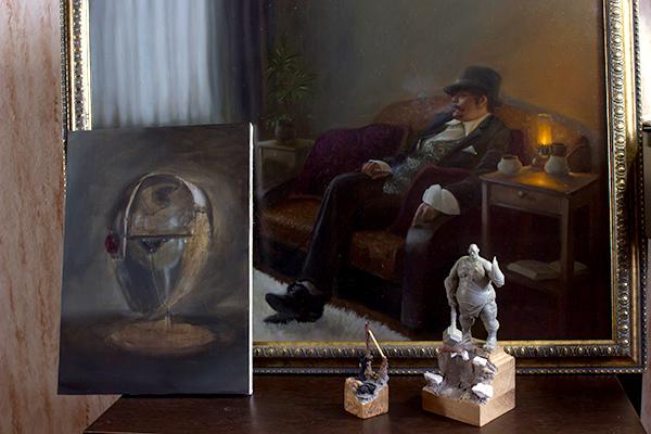 Dmitry Fesechko's Projects