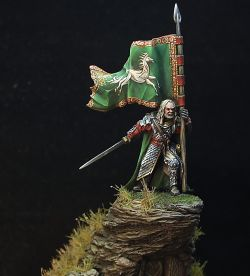 Gamling a Man of Rohan