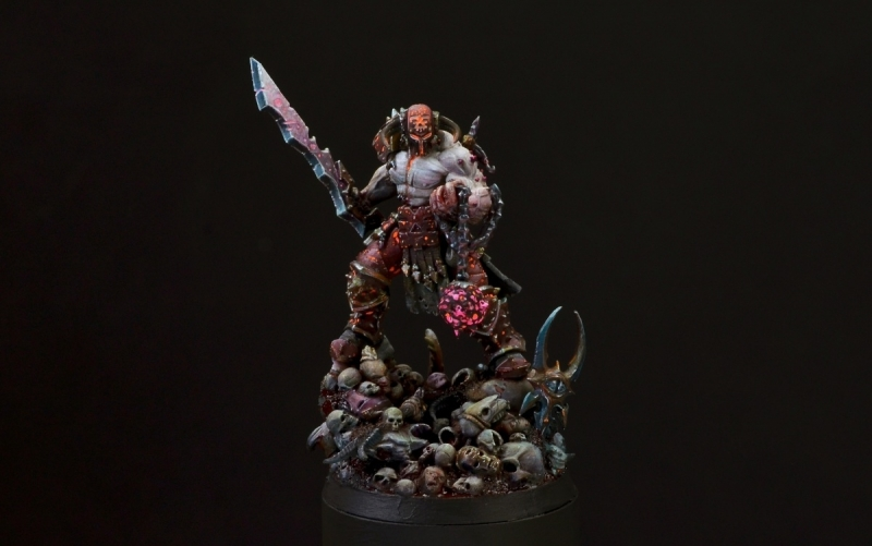 Slaughterpriest of Khorne
