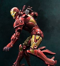 Iron Man MKIII. special edition. Official Boxart