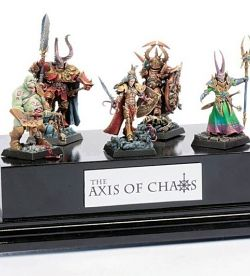 Axis of Chaos (Bronze GD16)