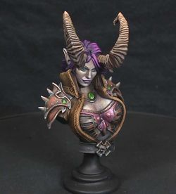 Skarre, Queen of the Broken Coast