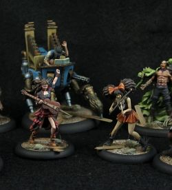 Malifaux - The Crossroads Seven