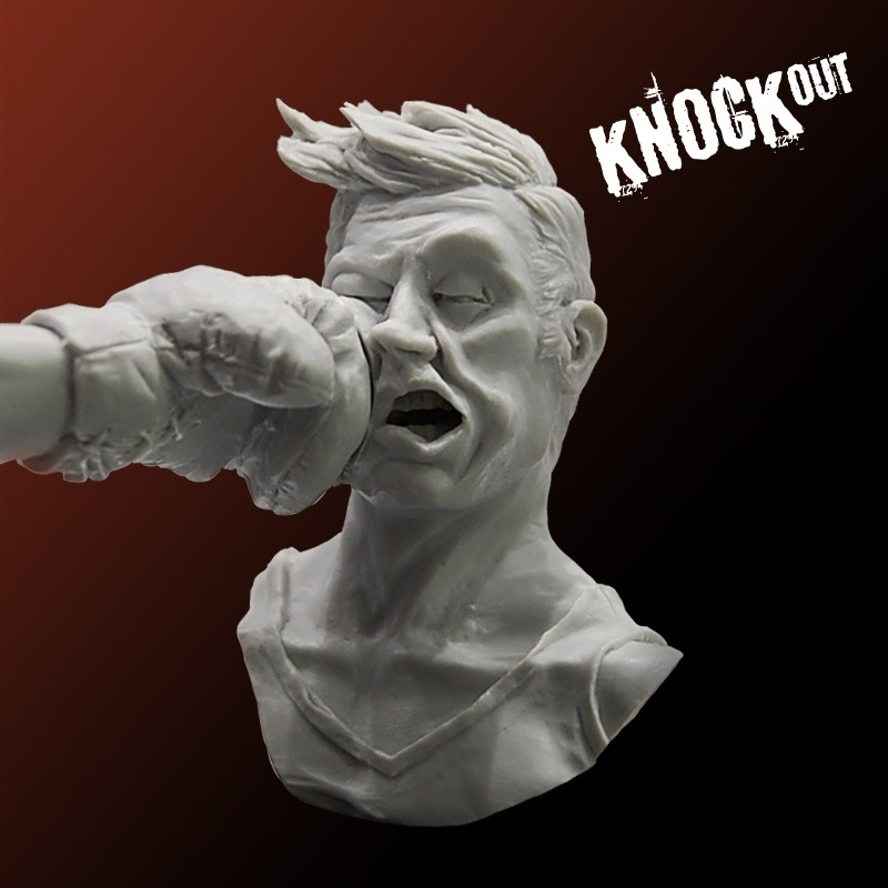 The bust collection_Michael Kontraros Collectibles