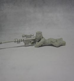 Female Dwarves Sniper Sci-fi Series - PREDASTORE