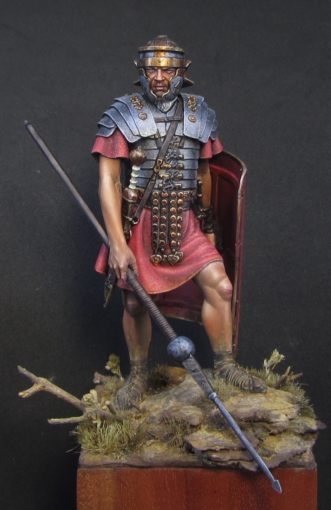 Roman Signifer by Cristiano · Putty&Paint