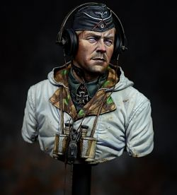German panzer commander