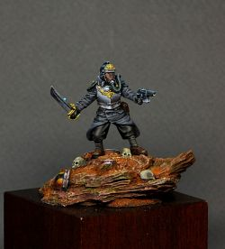 Forgeworld Death Korps of Krieg Junior Officer