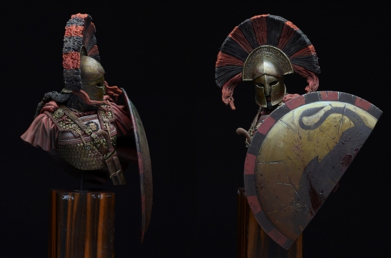 Spartan Warrior - update