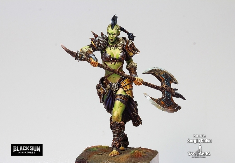 She-Orc