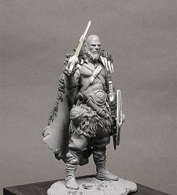 Barbarian 2nd (Irbis miniatures)
