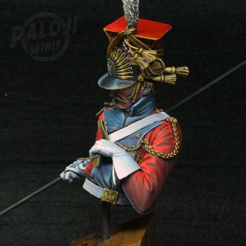 Imperial Guard Red Lancer