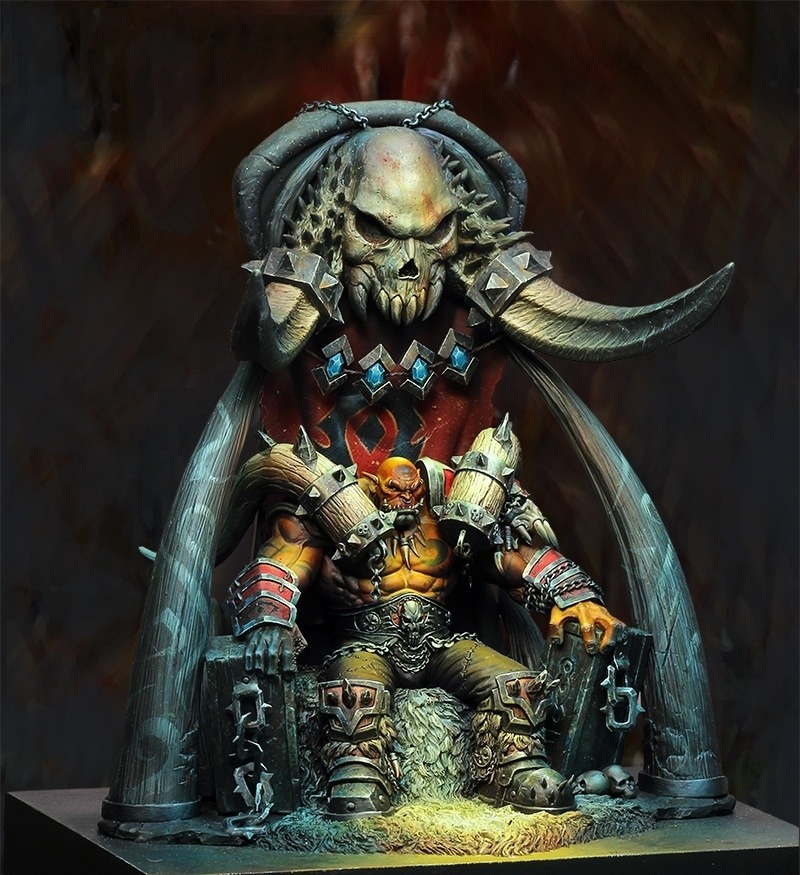 "Garrosh ""Hellscream"""