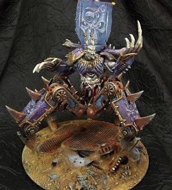 slaanesh daemon prince