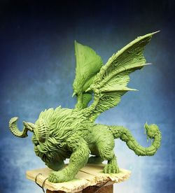 Mythic Battles- Manticore