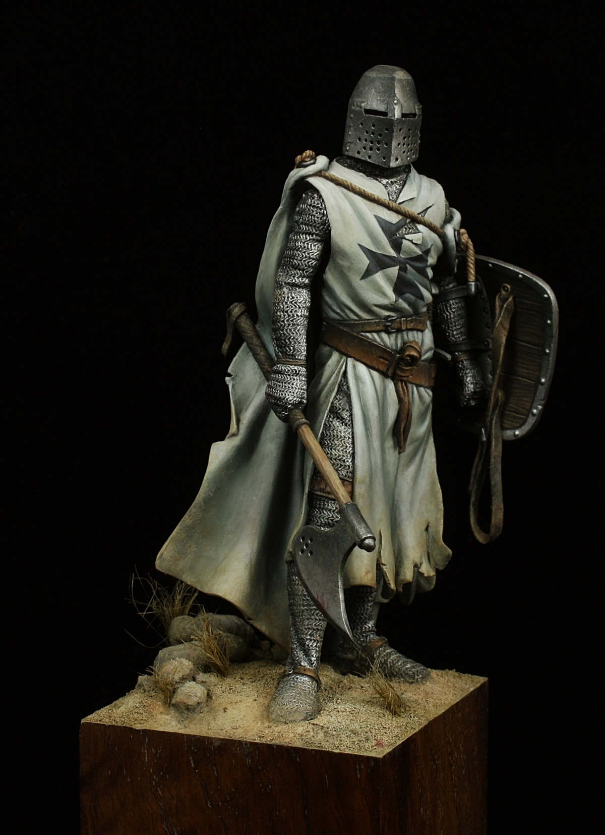 Teutonic Knight By Oliver Quot Honourguard Quot Sp 228 Th 183 Putty Amp Paint