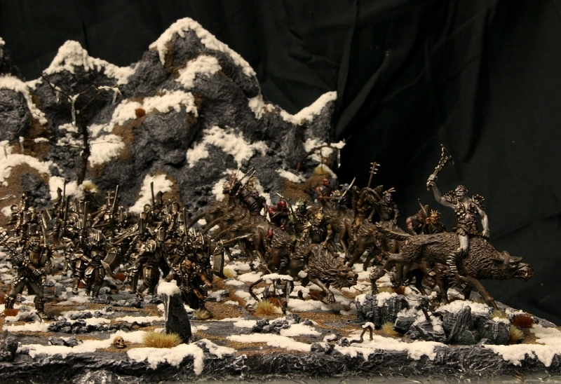 Gundabad Armies on Parade 2016