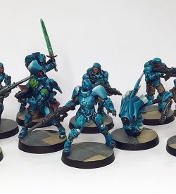Infinity Panoceania force