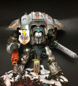 IMPERIAL KNIGHTS TITAN IMPERIAL by Mix