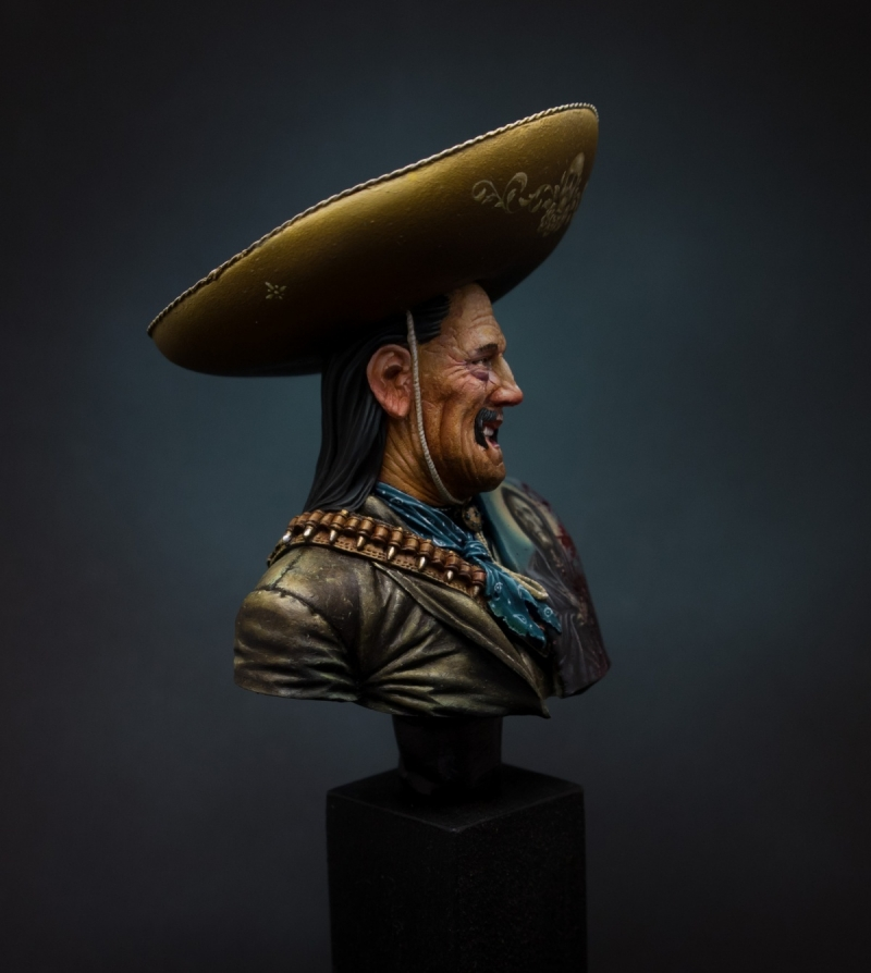 Mexican Bandito By Fesechko 183 Putty Amp Paint