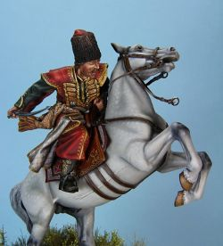 Cossack Officer   end XVII Century