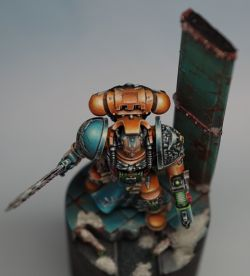 Lost Space marine