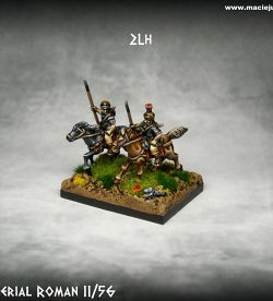 Early Imperia Roman Light Cavalry with Bows