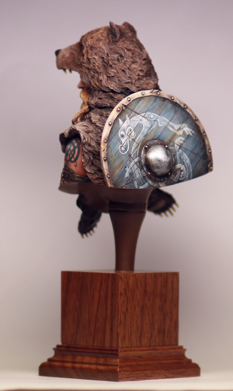 BERSERK THE VIKING AGE 200 mm (Nuts Planet)