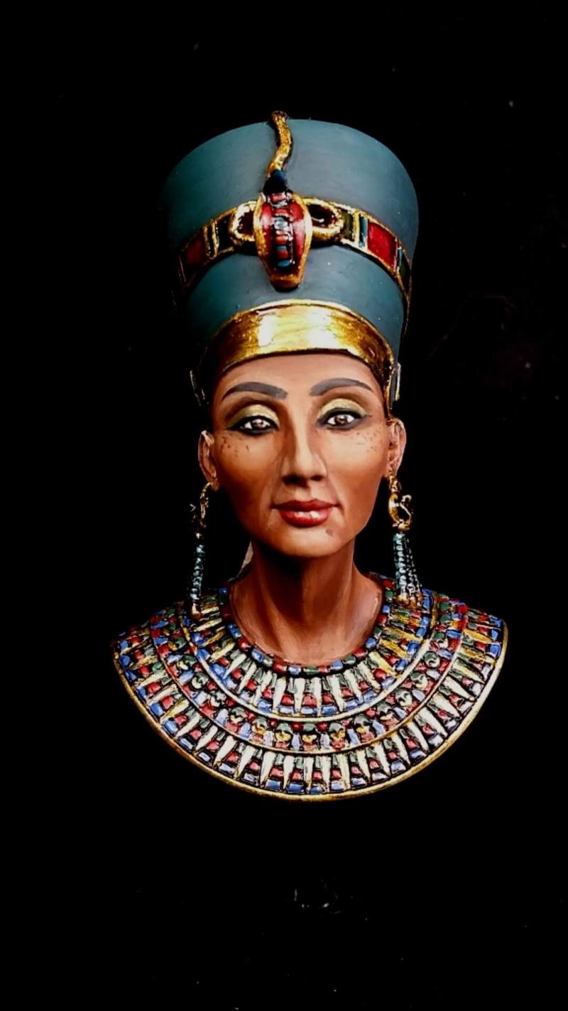 фото клеопатры древний египет настоящие художественном плане