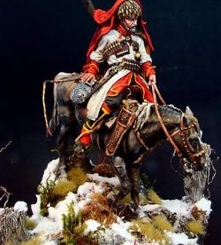 Mounted Cossack