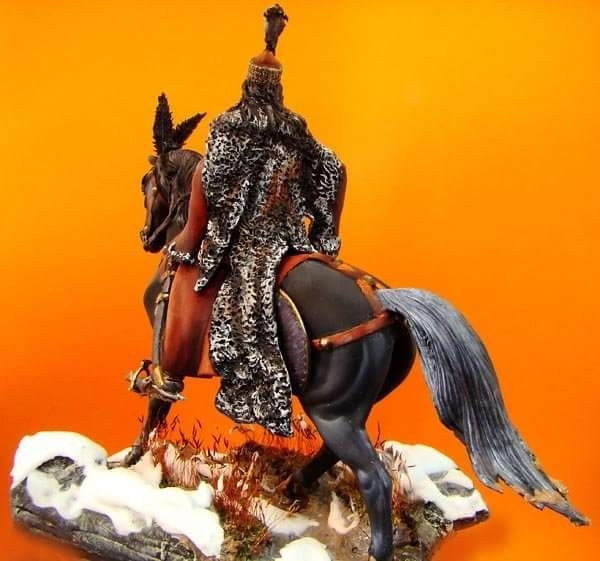 Vlad Tepes - Dracula mounted