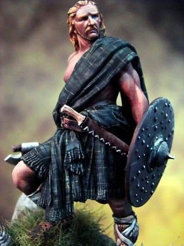 Highlander Warrior