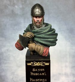 Saxon Huscarl, Hastings, 1066